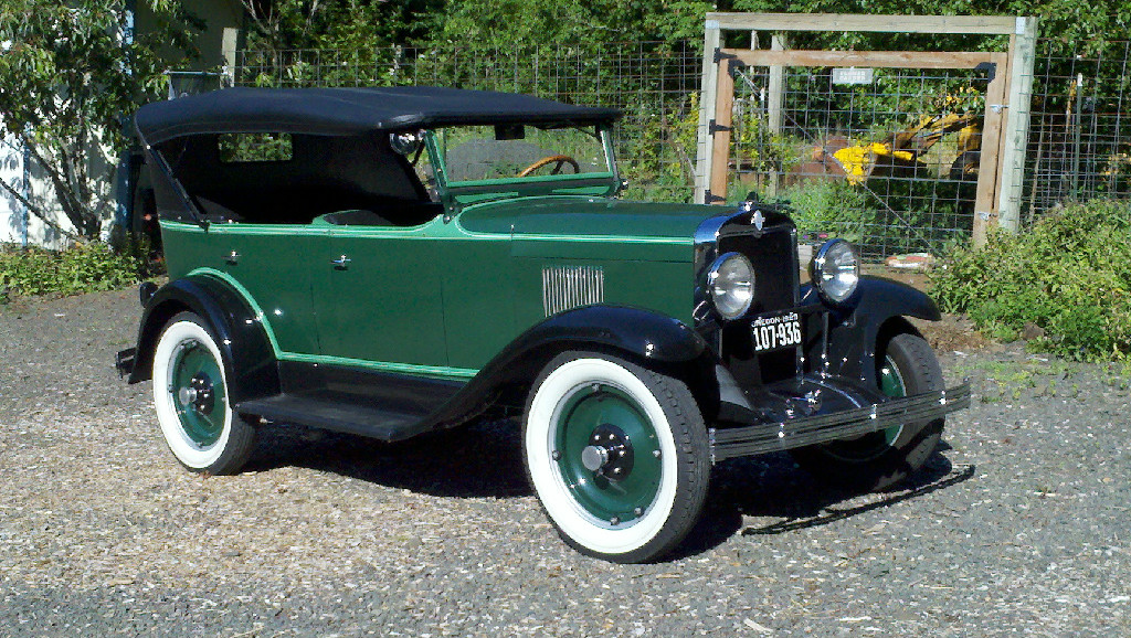 1929 Chevy Touring