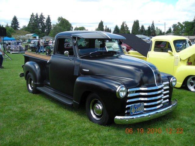 Black Truck
